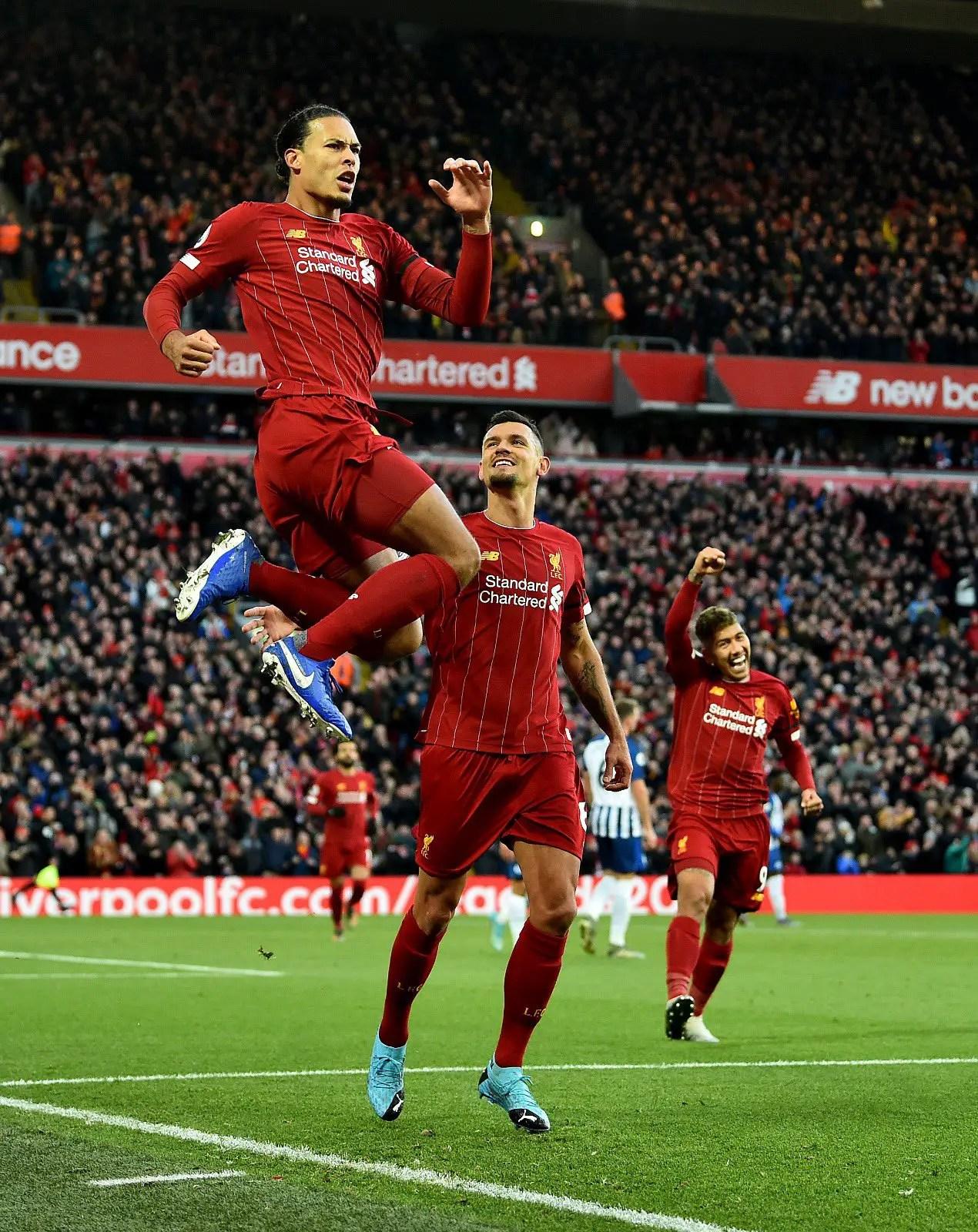 Van Dijk: Lack of Clean Sheet Doesn't Matter if Liverpool Keep Winning