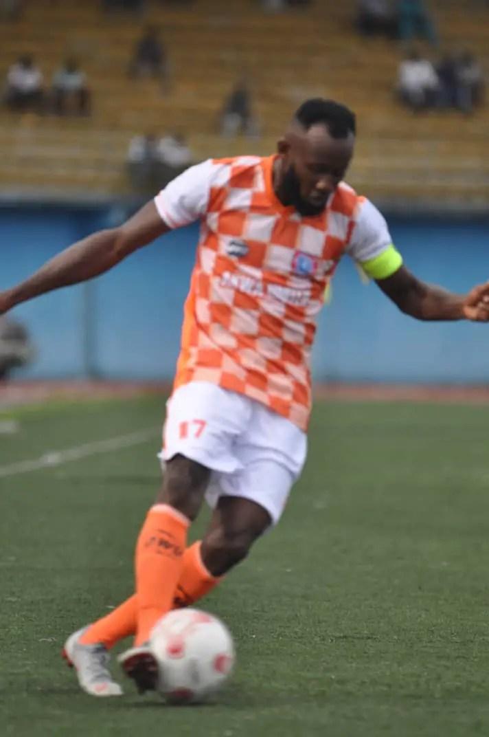 Udoh Confident Struggling Akwa Will Turn Season Around