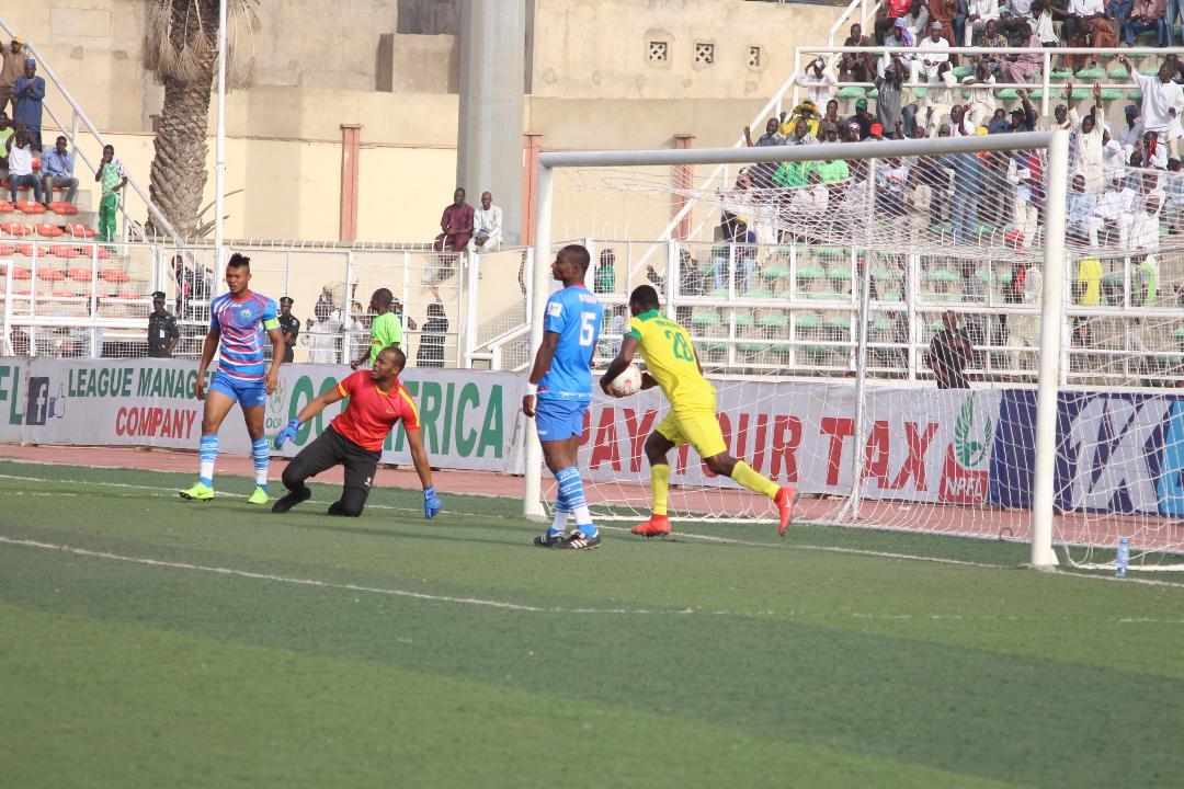 NPFL: Heartland End Plateau United Unbeaten Run,  Akwa United Secure First Win