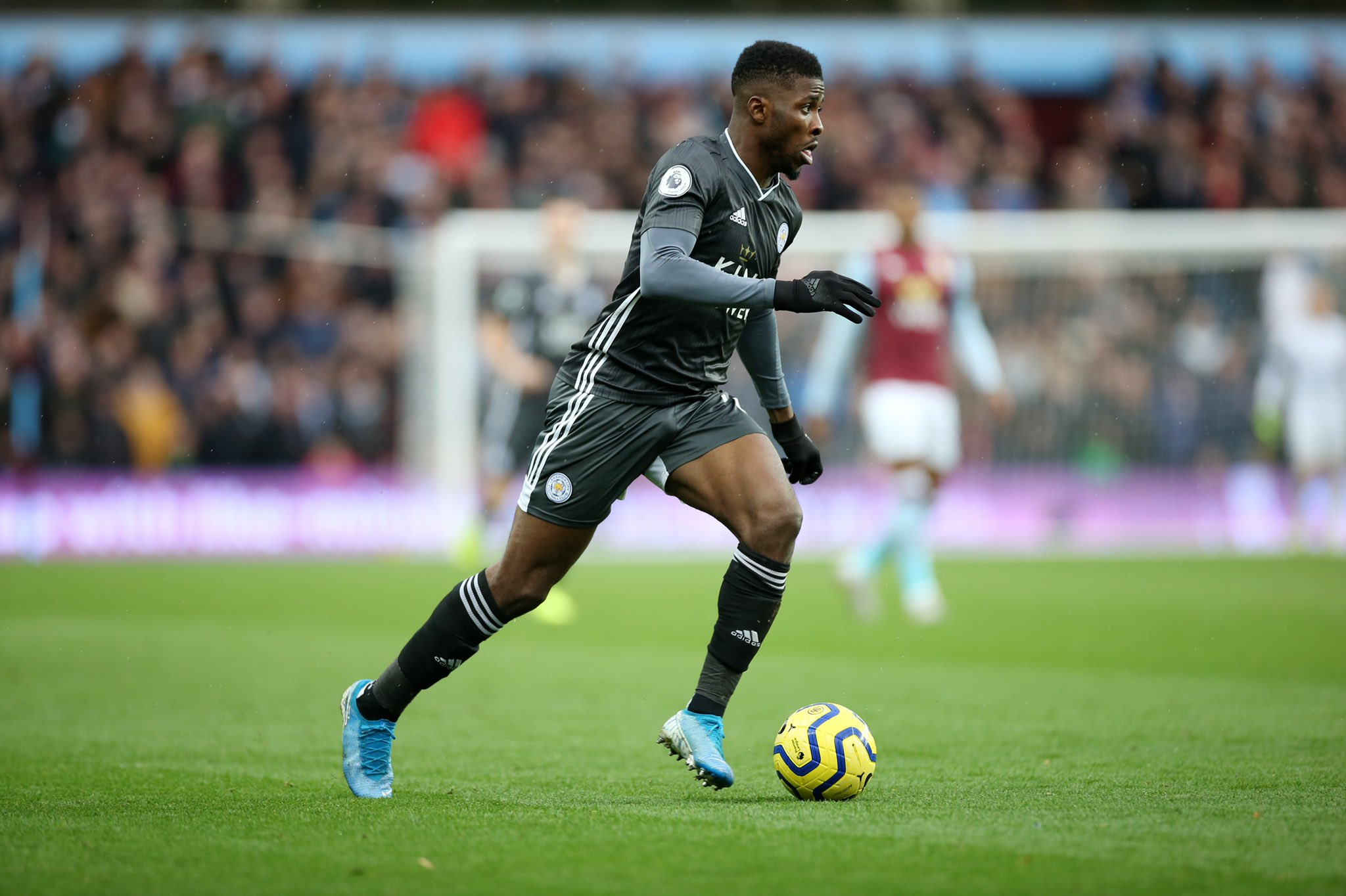 Iheanacho Set For Hammers Test As Leicester Seek To Bounce Back From Liverpool Defeat