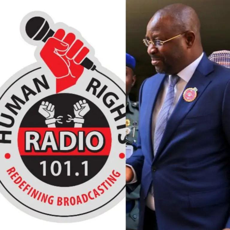 Sports Minister Dare Threatens to Sue Radio Presenter, Seek N10bn for Defamation