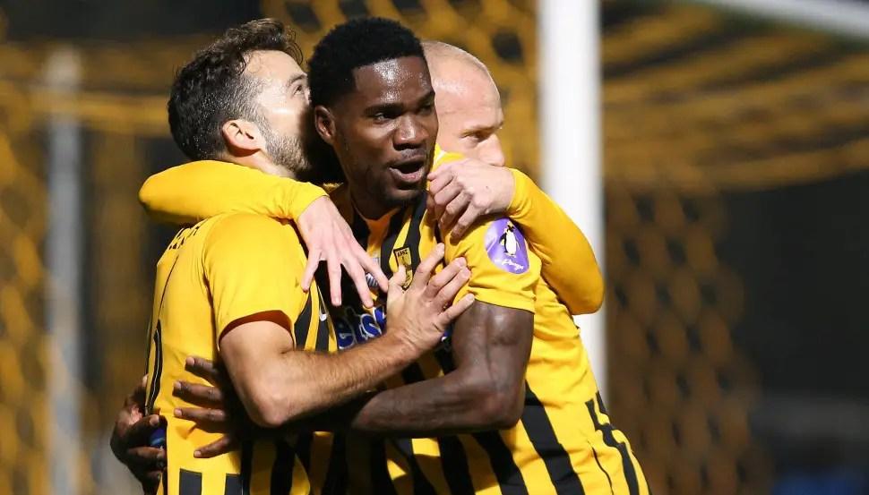 Eagles Roundup:  Ideye Nets Brace In Aris' Home Win; Musa Stars For Al Nassr