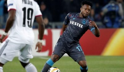 Onazi Happy To Be Back After A Year Out Due To Injury