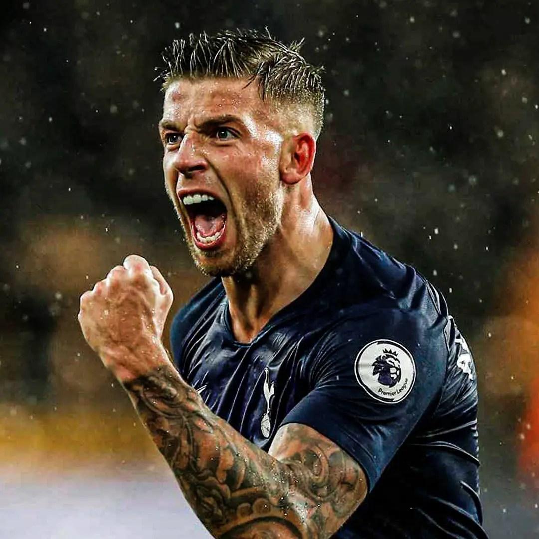 Alderweireld  Signs New Tottenham Hotspur Contract Until 2023