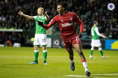 Eagles Euro Roundup: Aribo Scores As Rangers Stretch Unbeaten Run; Azeez, Etebo Missing Again For Granada, Stoke
