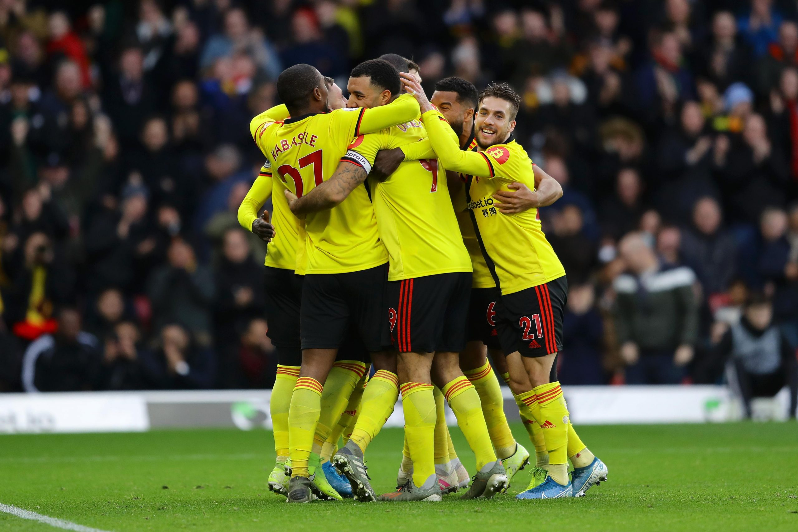 Pogba Returns, Success In Action As Watford Beat United To Claim First Home Win