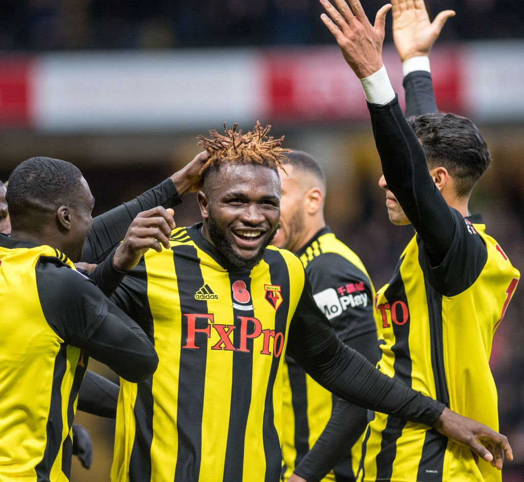 Watford Coach Rules Out Success' Exit, Keen on Retaining Dele-Bashiru