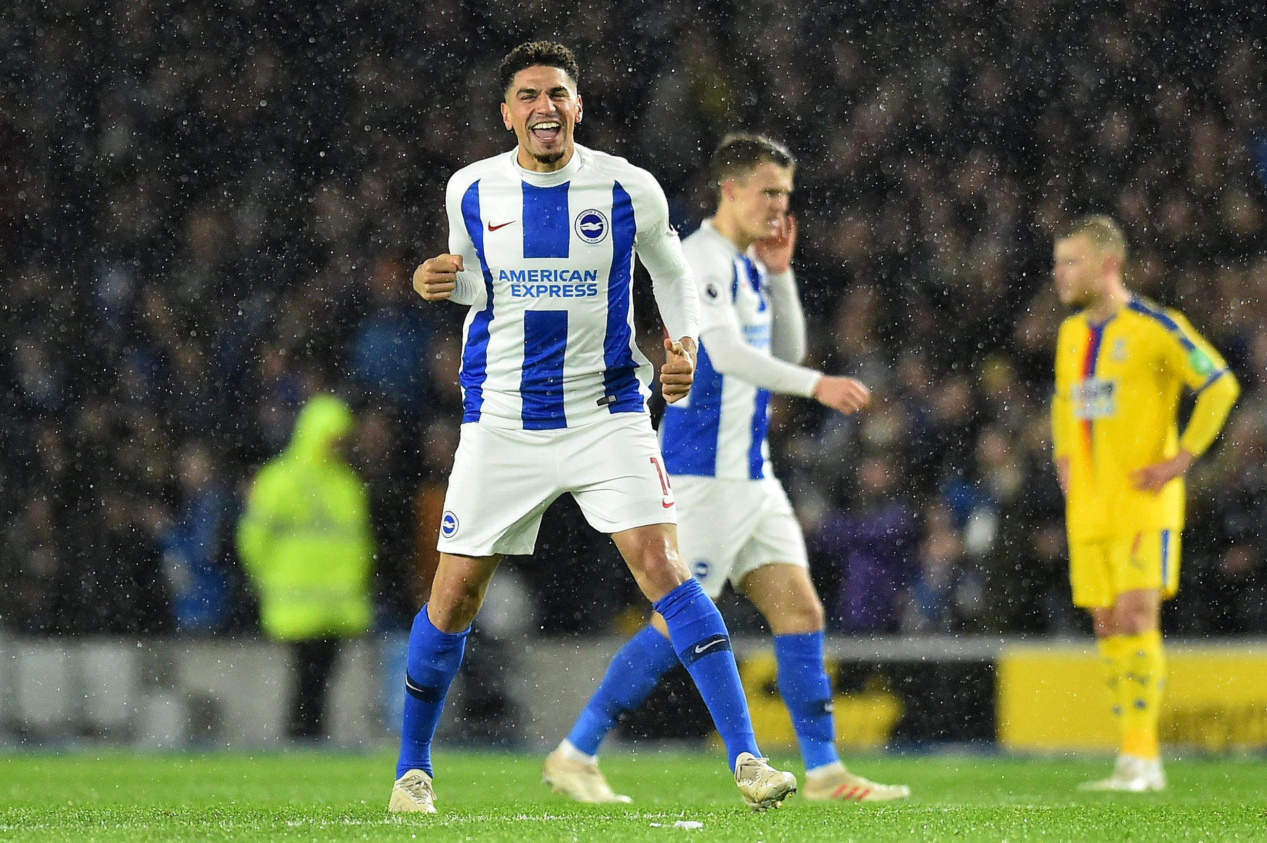 Balogun Misses 'Full EPL Season' After Being Absent in Brighton Defeat At Spur