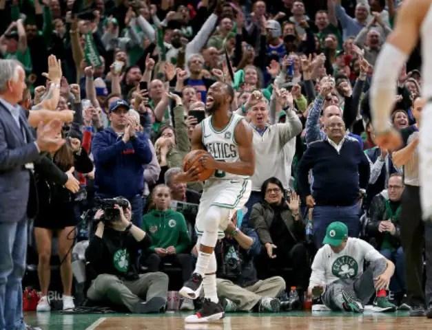Kemba Walker's Celtics To Host 76ers At TD Garden