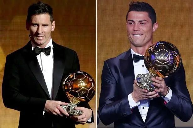 Messi, Ronaldo Snubbed In UEFA Champions League Awards Shortlist