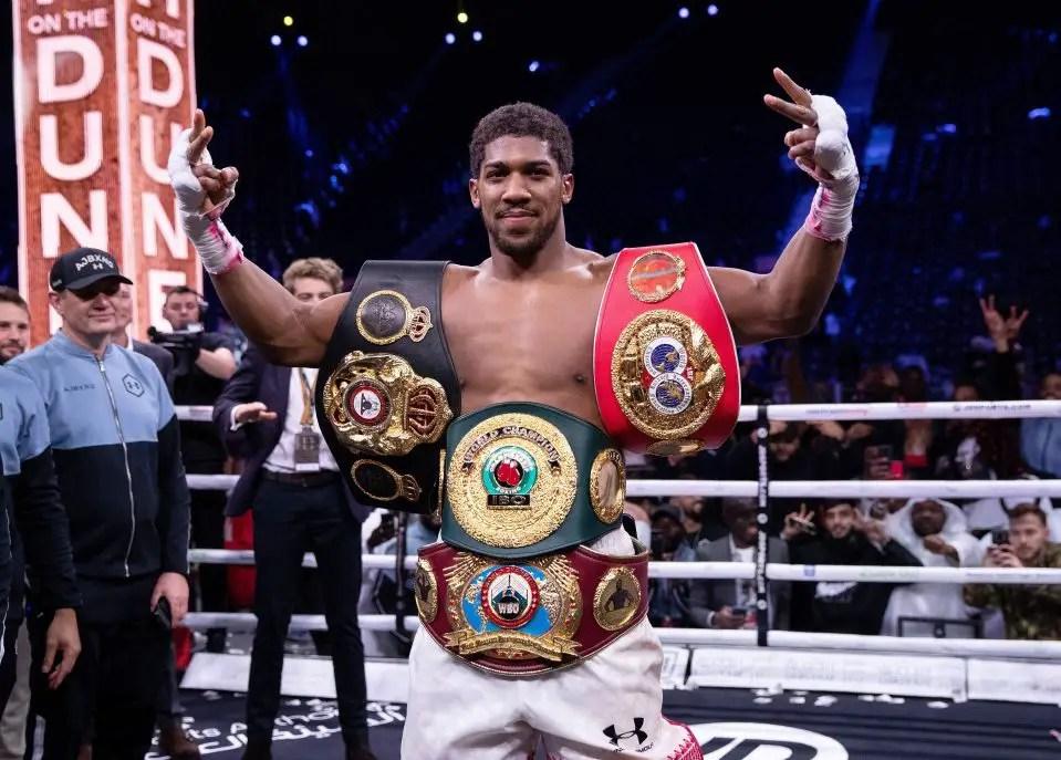 Boxing Promoter, Arum: Joshua Not An Elite Boxer