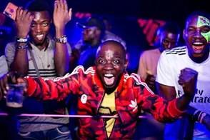 Guinness Night Football Lights Up Festive Lagos