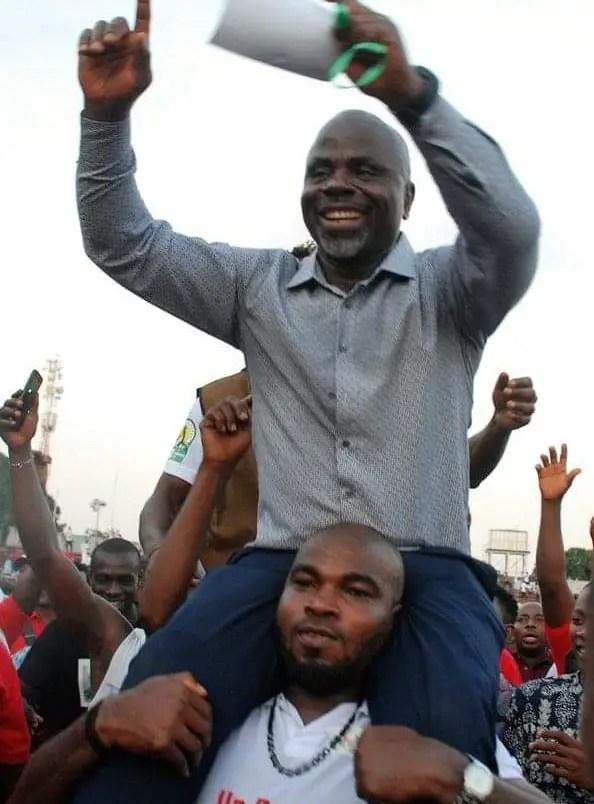 Sacked Rangers Coach Ugwu Feels Disrespected, Sabotaged