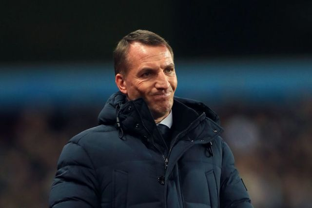 Rodgers Not Interested In Newcastle United Job