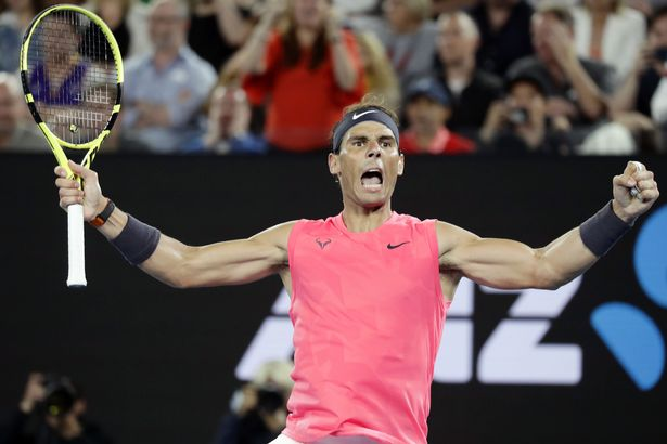 Nadal Sees Off Challenge Of Kyrgios To Advance In Australian Open