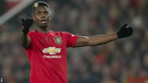 Pogba Admits Being An Arsenal Fan