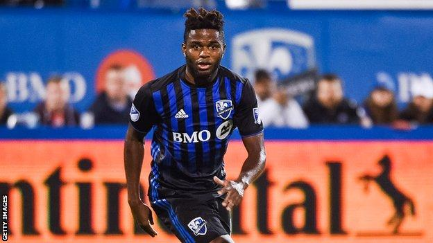 Okwonkwo 'Feels Lucky' To Play Under Henry At MLS Side Montreal Impact