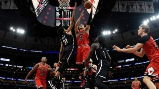Bulls And Zach LaVine Will Host Spurs At United Center