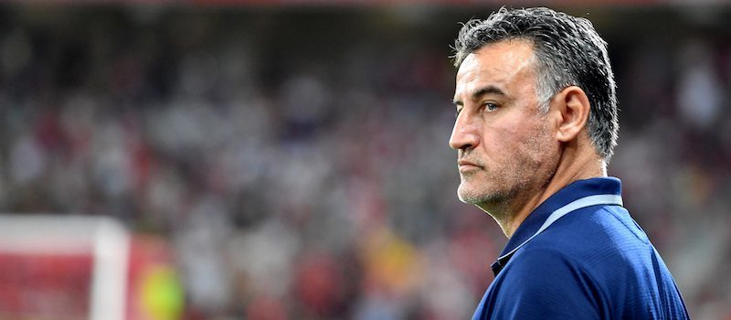 Lille Coach: We Deserve To Be Knocked Out Of French Cup