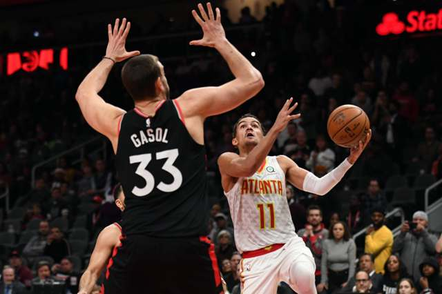 Hawks And John Collins Will Host Raptors At State Farm Arena