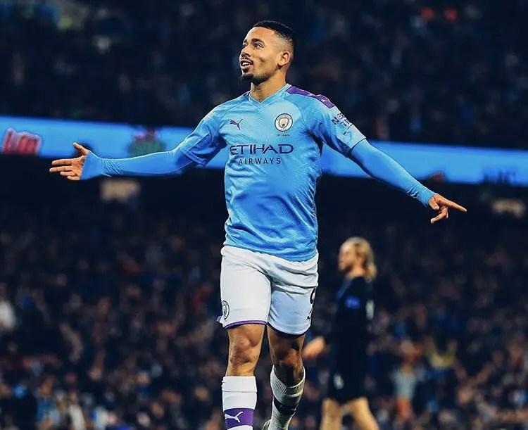 Jesus Comes To Man City's Rescue Against Stubborn Everton