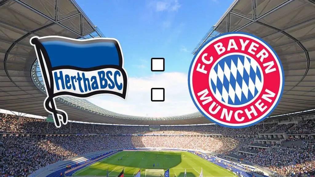 Bundesliga Matchday-18: Klinsmann's Hertha vs Champions Bayern Headlines Saturday, Sunday Clashes