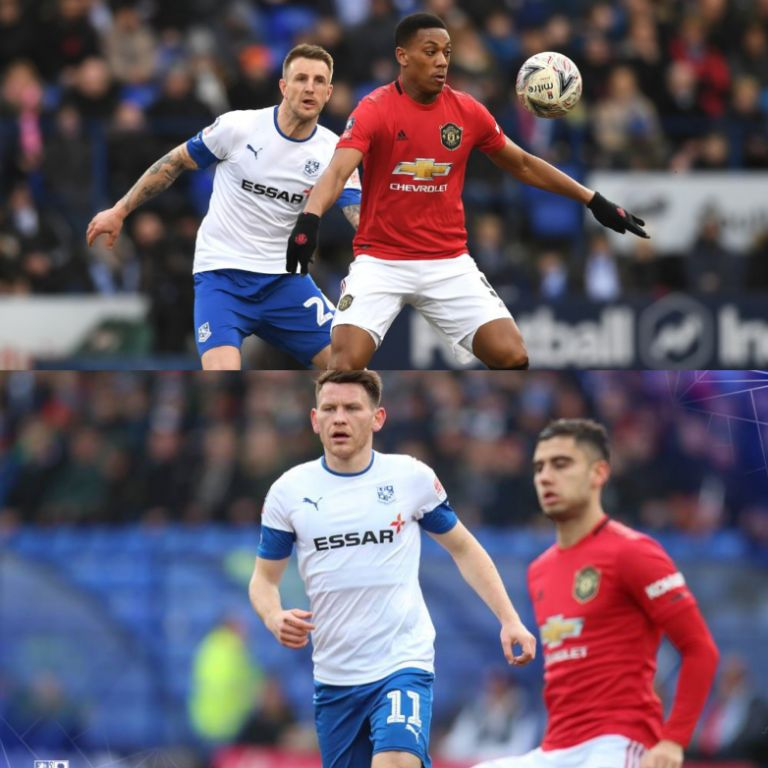 FA Cup: Man United, Man City Secure Big Wins Against Tranmere, Fulham