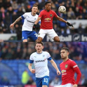 FA Cup:  Manchester United Thrashed Tranmere Rovers 6- 0 (Watch Video)