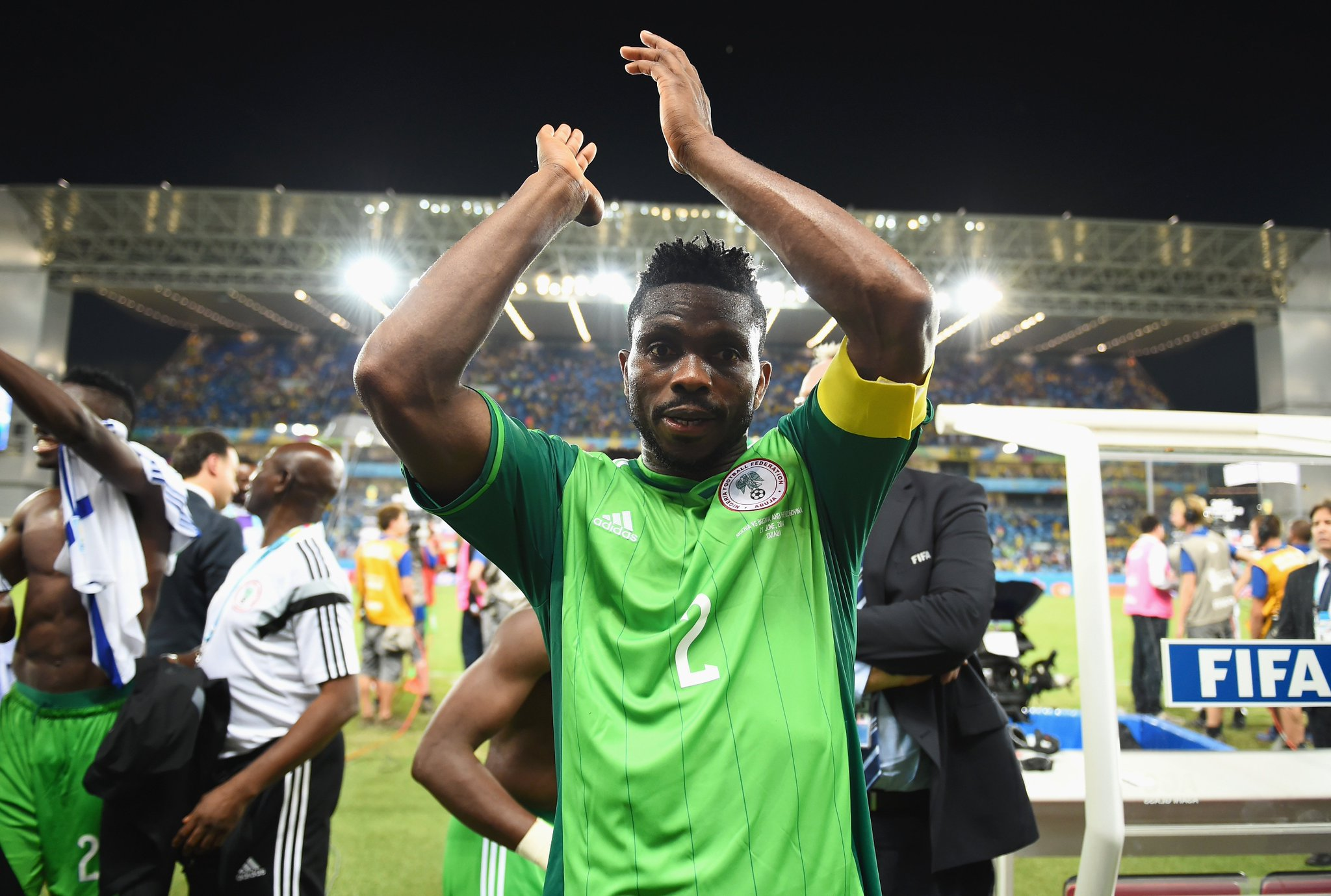 Yobo's Eagles Appointment Gives Hope to Indigenous Coaches   –Mohammed