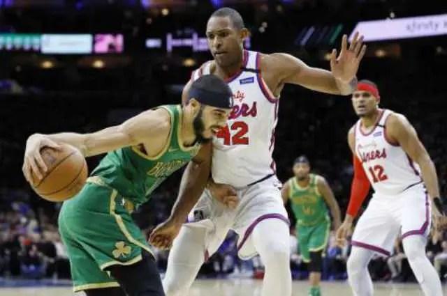 Josh Richardson Drops 29 Points As 76ers Beat Celtics 109-98 At Home