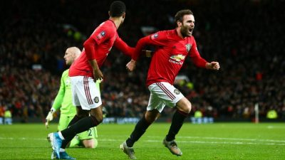 FA Cup Replay: Man United Edge Wolves To Advance Into 4th Round