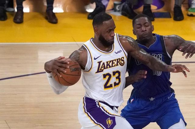 Lakers And LeBron James Will Host Knicks At STAPLES Center