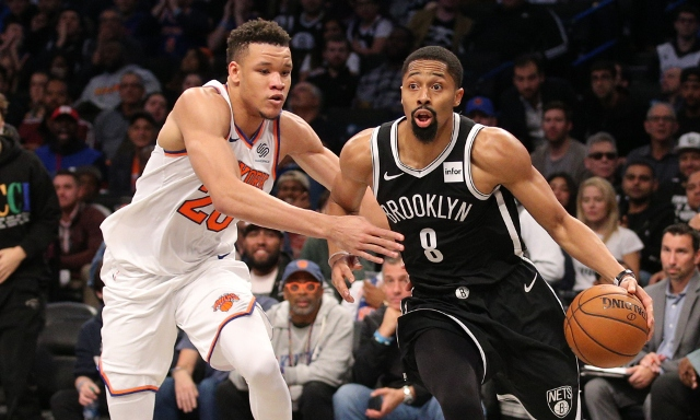 Nets And Spencer Dinwiddie Will Host Thunder At Barclays Center