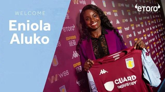 Aluko Named Aston Villa Women's First Sporting Director