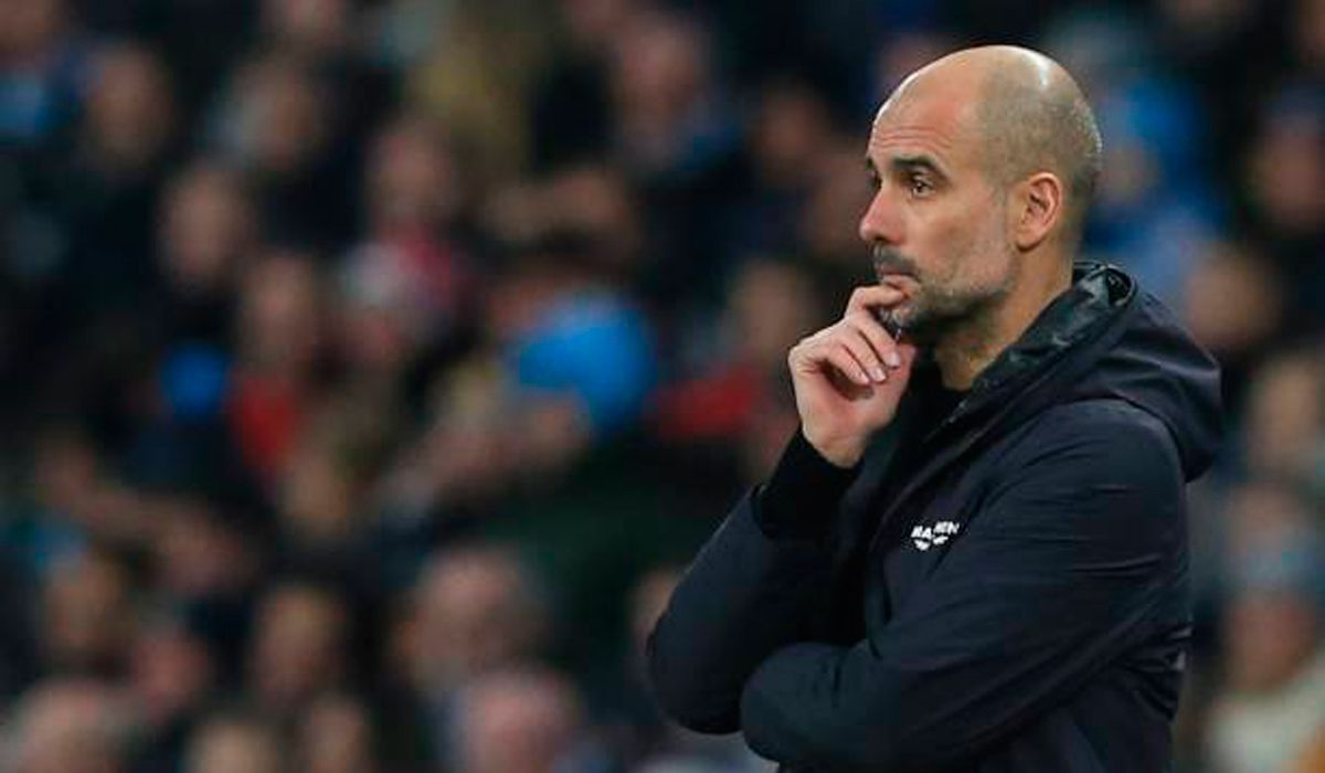Manchester Derby: Guardiola Wary Of United's Impressive Away Record