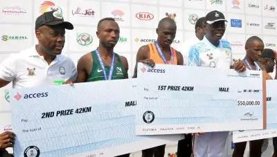 access-bank-lagos-city-marathon-david-barmasai-tumo-sharon-cherop-babajide-sanwo-olu
