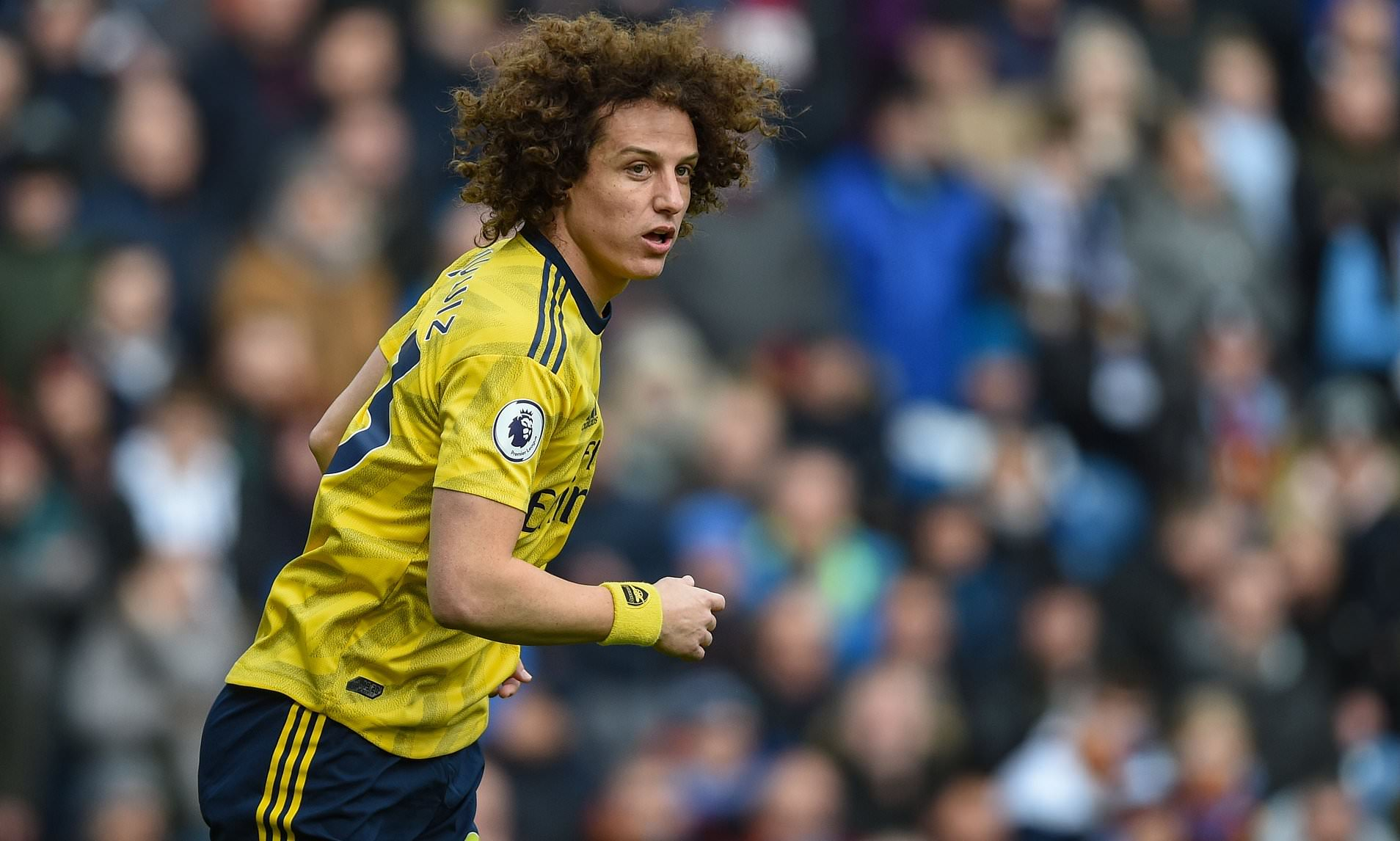 Luiz Admits Transfer Talks With Former Club Benfica Amid Arsenal Possible Exit