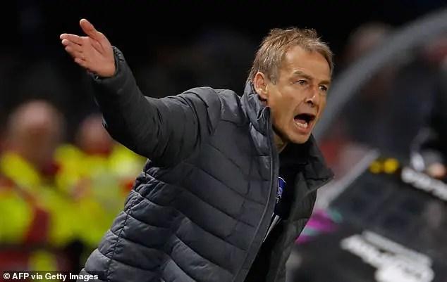 German Legend Klinsmann Quits As Hertha Berlin Coach After Just 10 Games