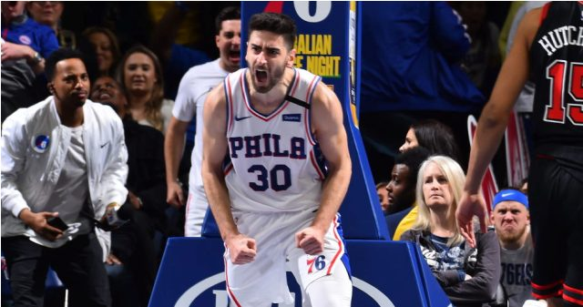 76ers And Furkan Korkmaz To Host Clippers At Wells Fargo Center