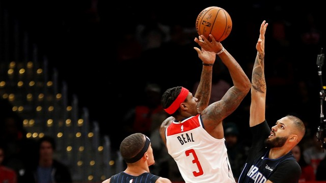 Bulls Come To Town To Meet Bradley Beal And Wizards, At Capital One Arena