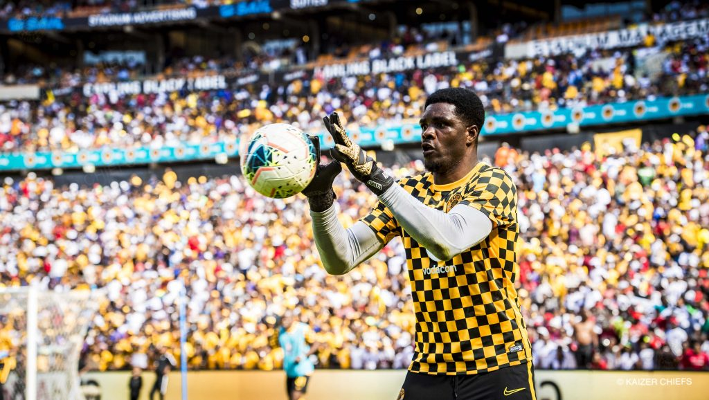 Former  Kaizer Chiefs Star Khanye: Khune Is Better Than Akpeyi