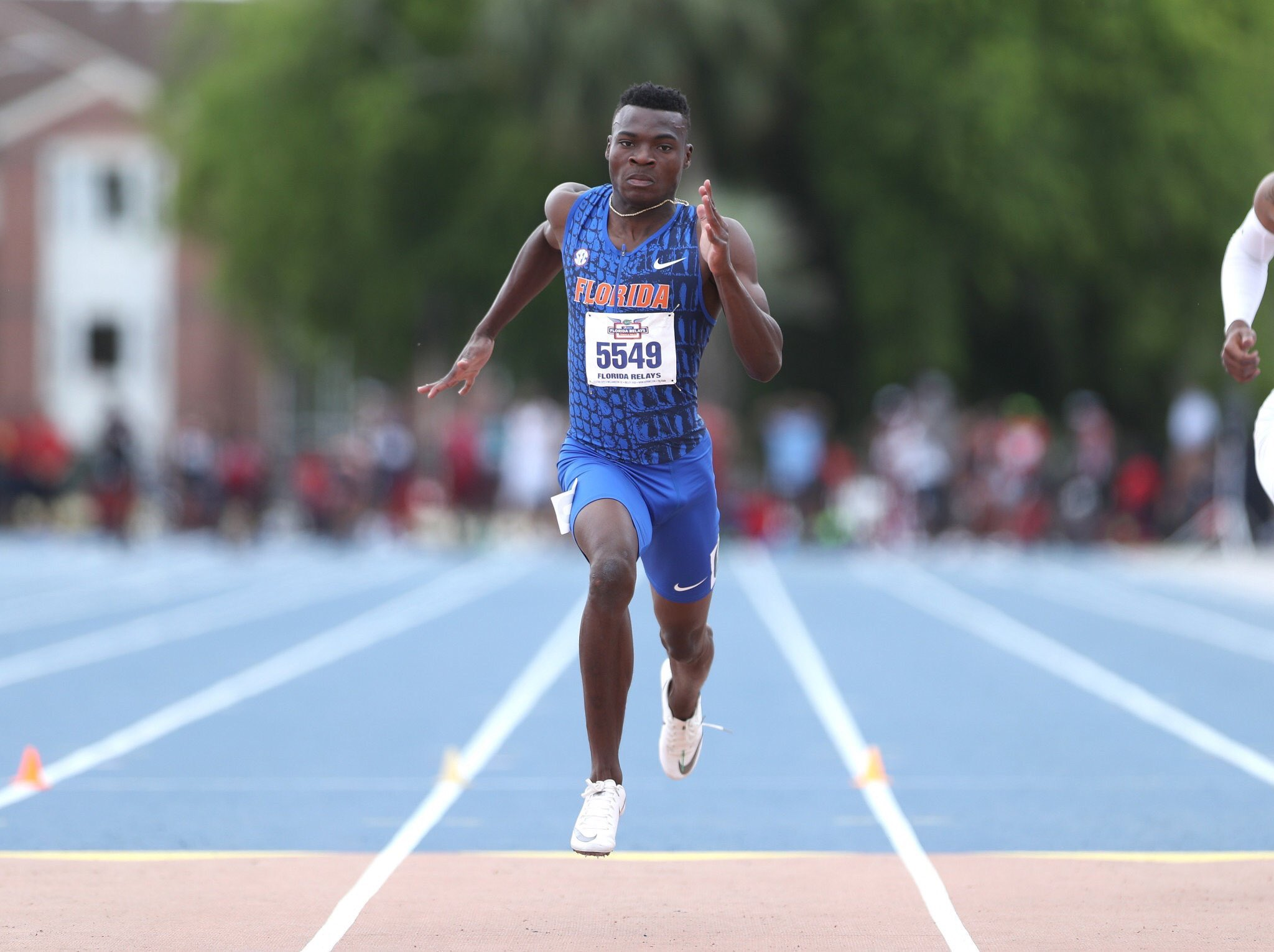 Ekevwo Storms to New 60m Personal Best; Now Second Fastest in 2020