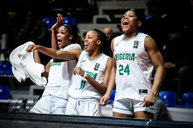 FIBA Congratulates D'Tigress Over Tokyo Olympics Qualification