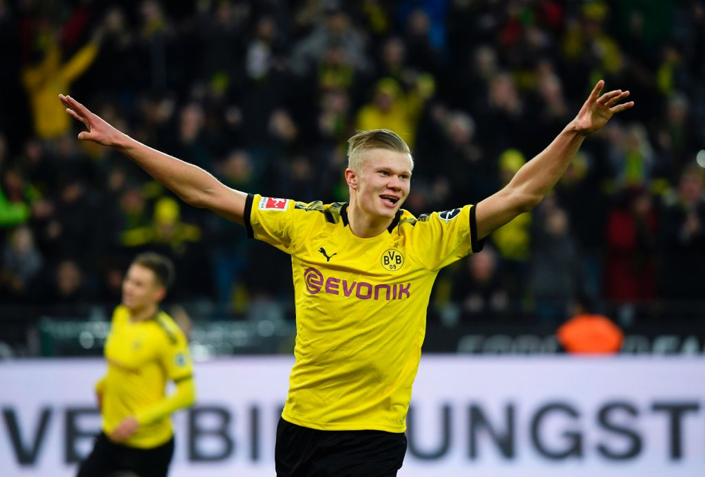 Erling Haaland Is Most Valuable Player In Europe Born After 2000 – Estimated Worth E152M