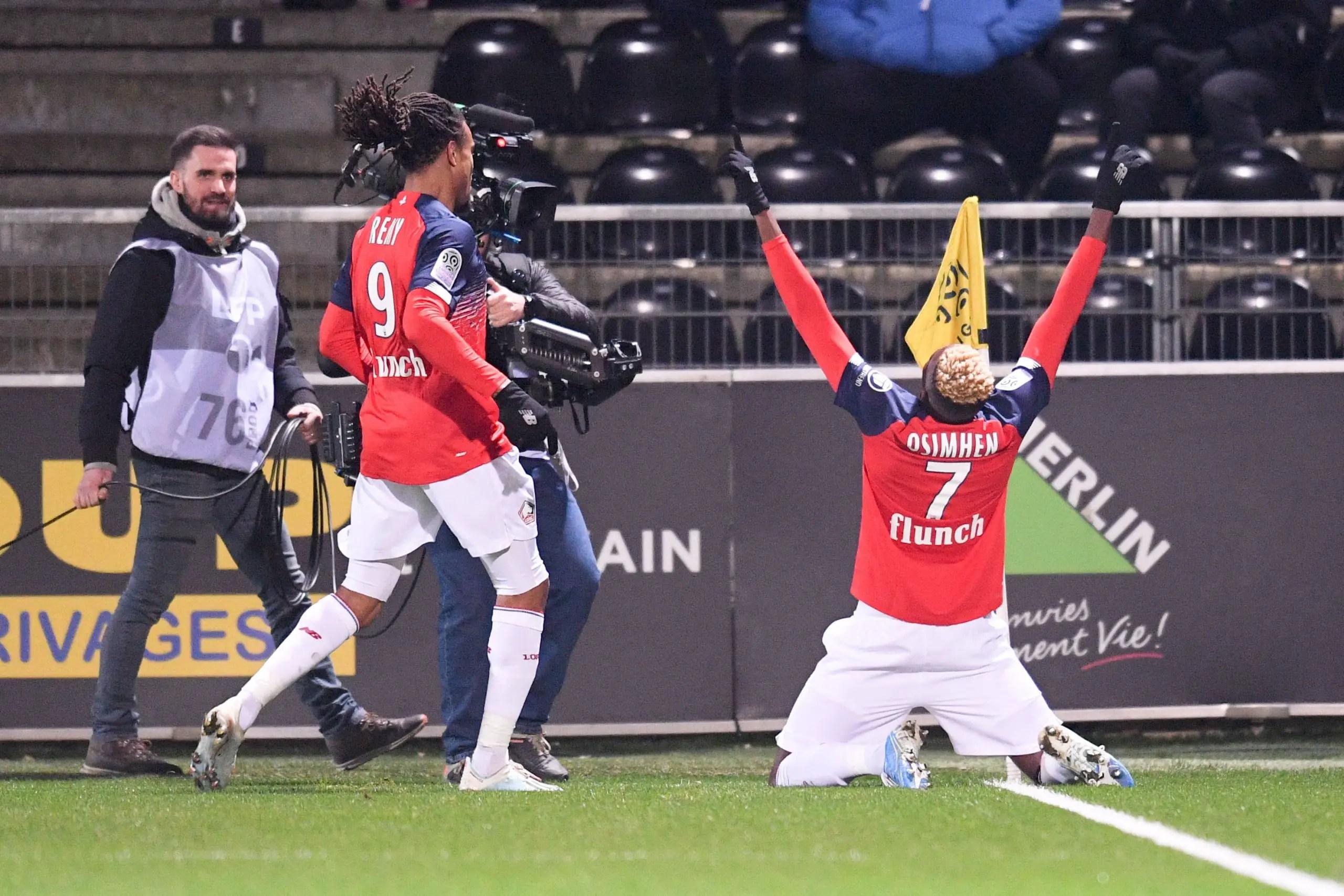 Osimhen Fit For Marseille Clash- Galtier