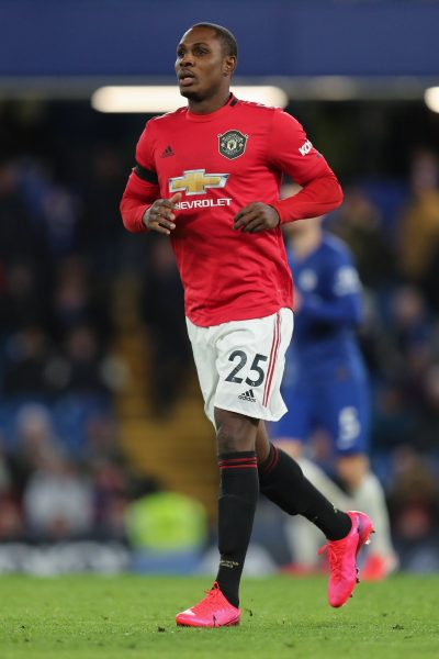 Ighalo Makes Winning Debut As Man United Beat Chelsea At Stamford Bridge
