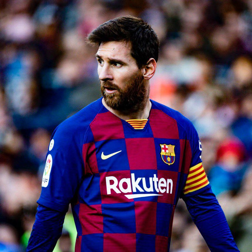 Messi Names Top 5 Favourites to Win 2019/20 Champions League; Rues Man City Ban