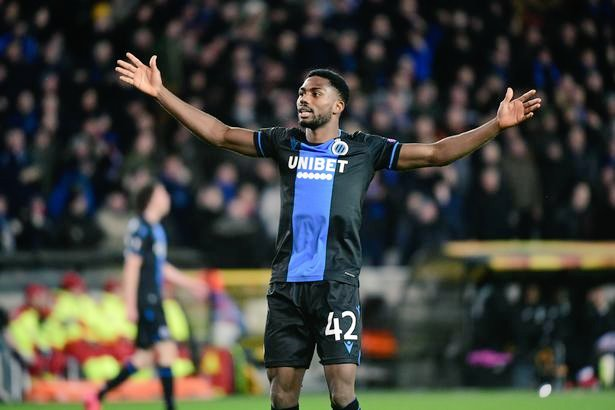 Club Brugge Boss Clement: Dennis Can Hurt Any Defence In The World
