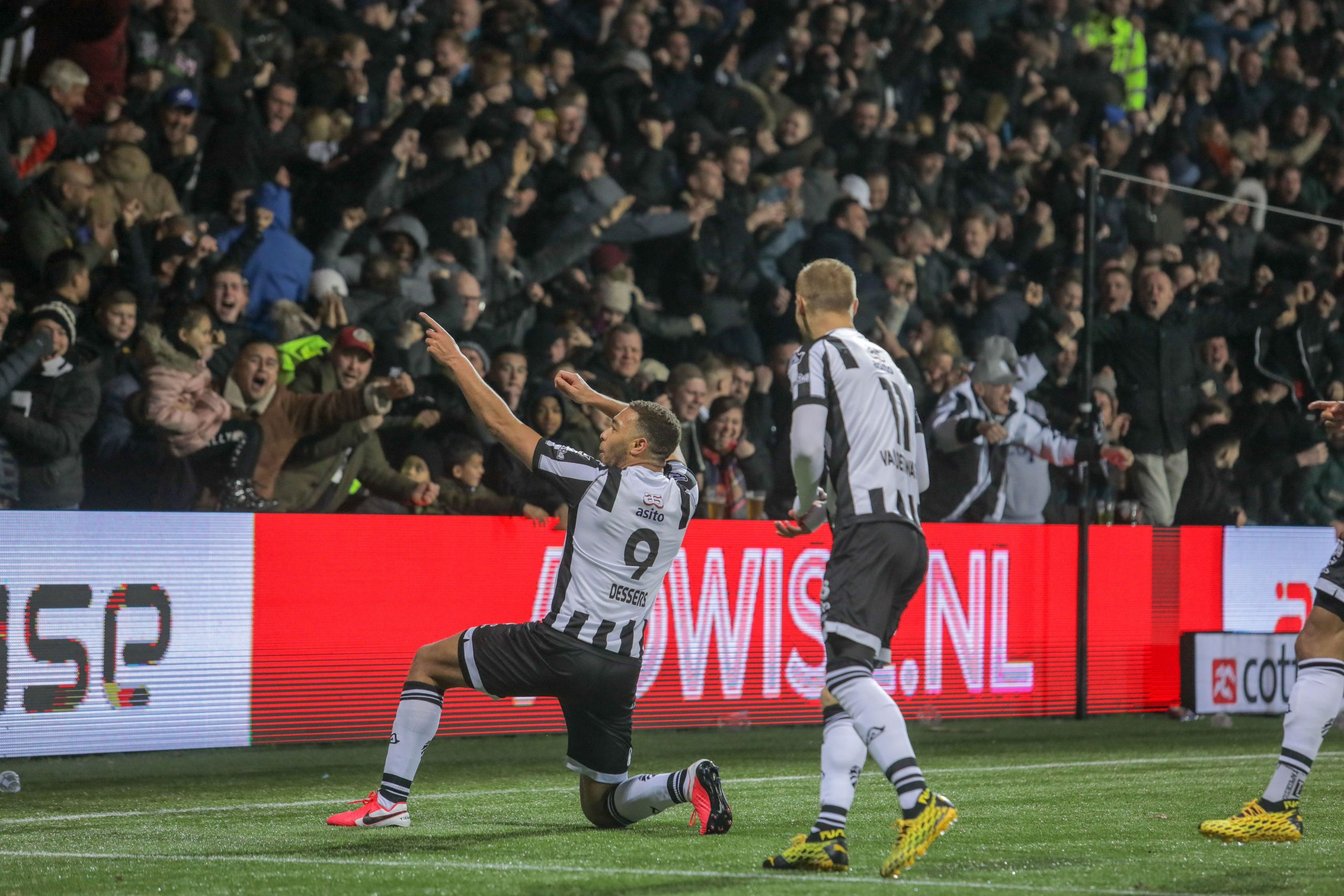 Dessers Relishes Winning Goal Against Champions Ajax