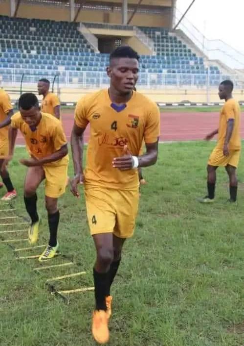 Sports Minister Dare Calls for Probe into Remo Stars Player's Death